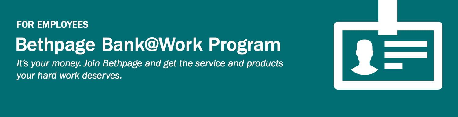 Bethpage Bank@Work program, Employees
