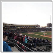 Long Island Ducks Home Opener 2015