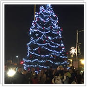 Freeport Annual Tree Lighting