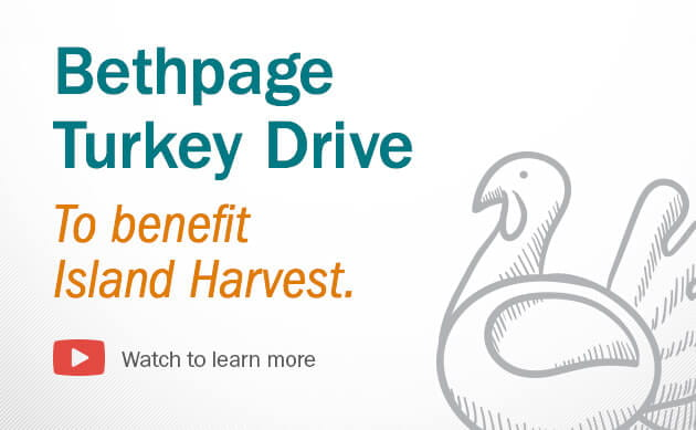 Bethpage Turkey Drive Mobile Banner