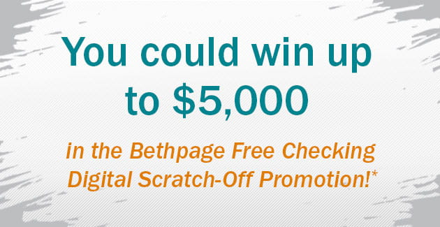Bethpage Holiday Digital Scratchoff