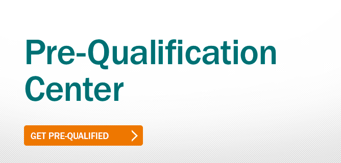 Get Pre Qualified Mortgage Pre Qualification Center