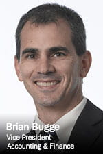 Brian Bugge - VP - Accounting and Finance