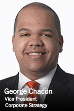 George Chacon - VP - Corporate Strategy