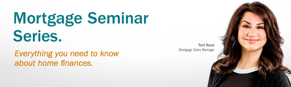 Mortgage Seminar Series