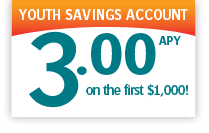 Youth Savings Account Rate