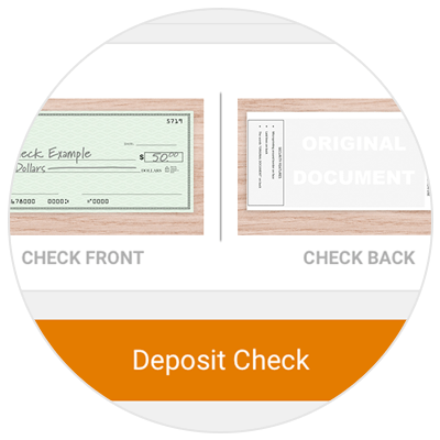 Mobile Check Deposit Demo