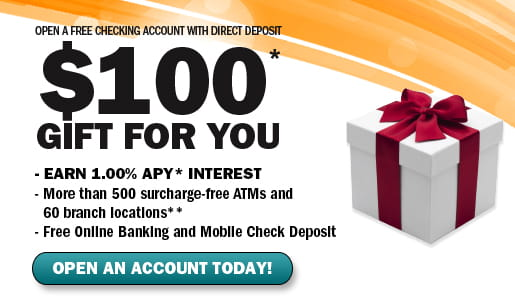Free Checking Account