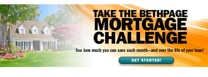 mortgage challange