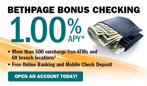 Open a Free Checking Account
