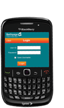 mobile banking website