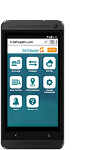 Bethpage Mobile Website Banking