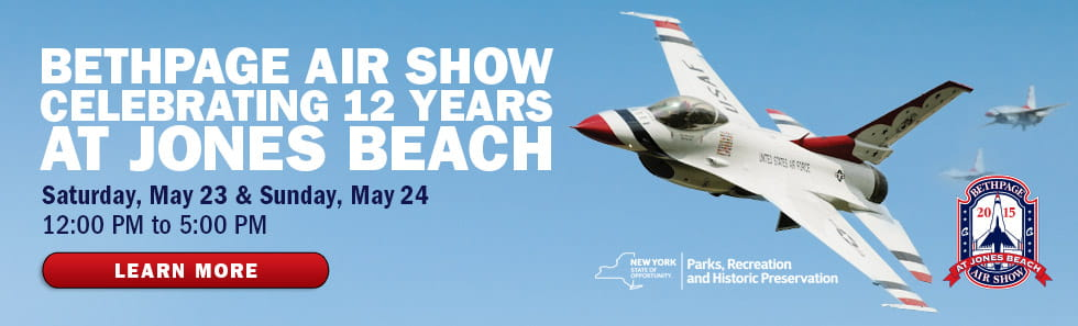 Jones Beach Air Show 2015